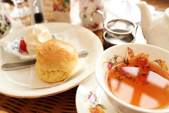 コーヒー専門店←腐るほどある 紅茶専門店←ほぼない