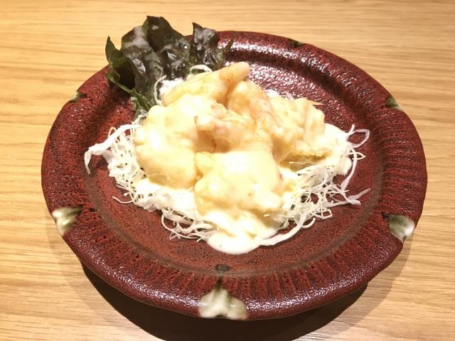 エビのマヨネーズ和えが中華料理って違和感ないか?