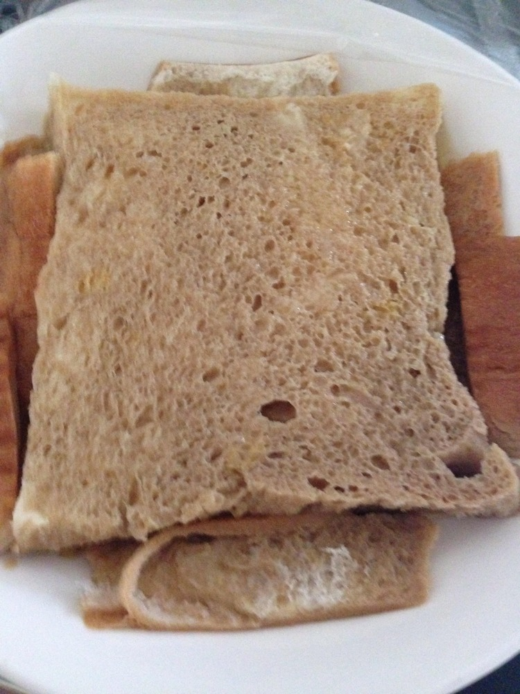 【画像】(´・ω・`)ブレンディフレンチトースト作る