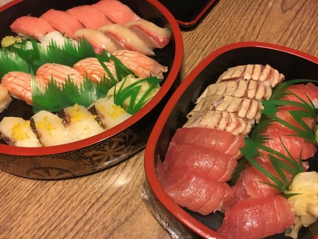 体に良いから魚食えよって言うけど寿司でもええんか?