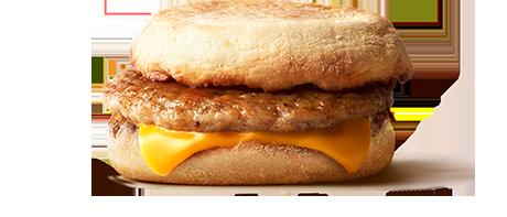 マクドナルドって結局ソーセージマフィンが1番美味いんだろ