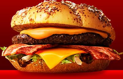 【朗報】厚切りジェイソン、マクドナルドの新作「アメリカンデラックスチーズ」を「これこそアメリカのハンバーガー」と絶賛 !!
