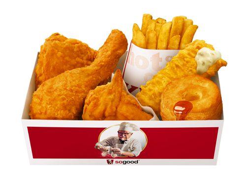 【KFC】ケンタッキーでバイトしてるけどなんか質問ある?