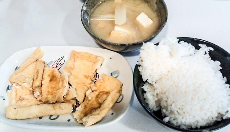 【画像】一人暮らしワイの初めての自炊料理がこちら