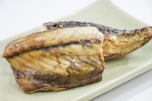 サバの塩焼き旨すぎ。肉よりうめぇ