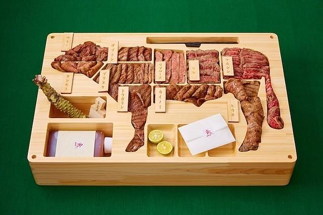 鳥取和牛4.5キロ入り弁当(29万2929円)が「最も高額な弁当」としてギネス世界記録に認定される