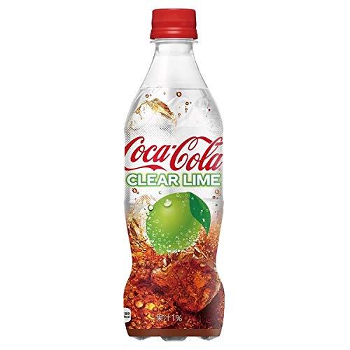 彡(^)(^)  夏限定のコカ・コーラクリアライム飲むやで~