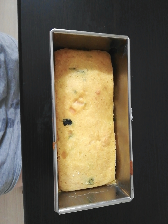 【画像有】パウンドケーキ焼いたみた