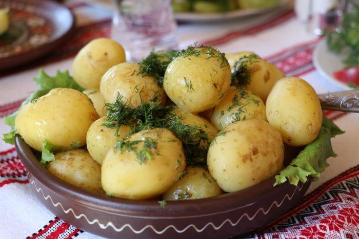 ジャガイモを一番美味しく食べる料理法と言えば?