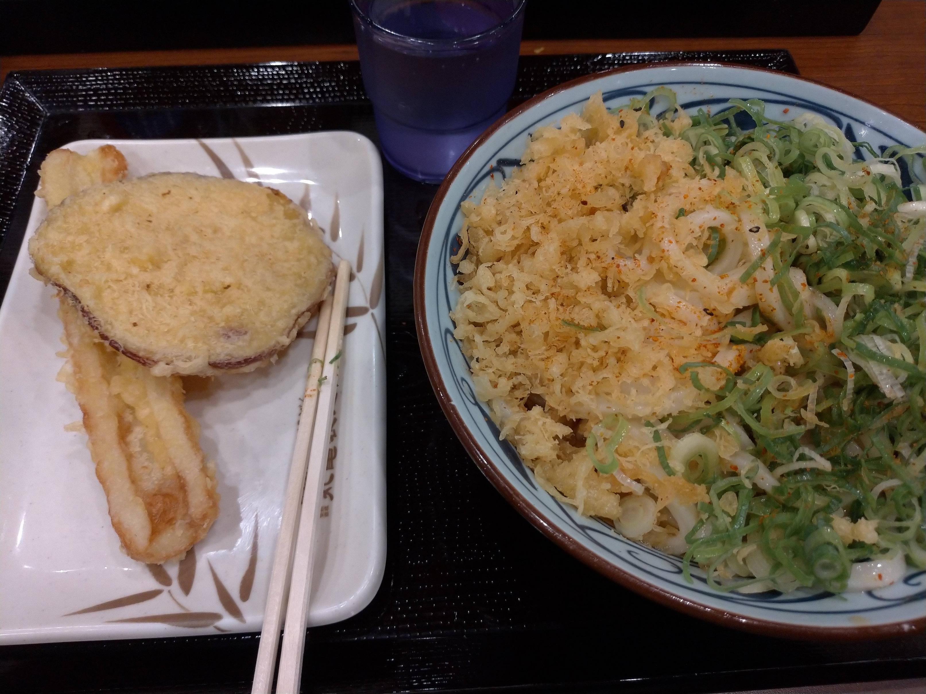【画像】 丸亀製麺 来たったwwwwwwwwwwwwwwww