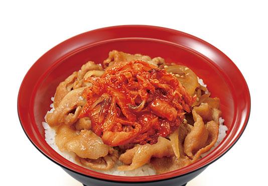佐藤健さん、週5で食べる すき家「キムチ豚生姜焼き丼」を30時間ぶりに食べて感激