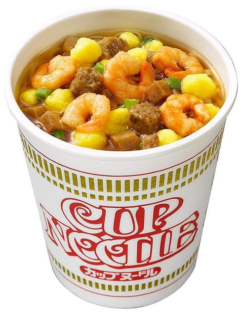 【2019年】今売れてる「カップ麺」ランキングが発表されるwwwwww