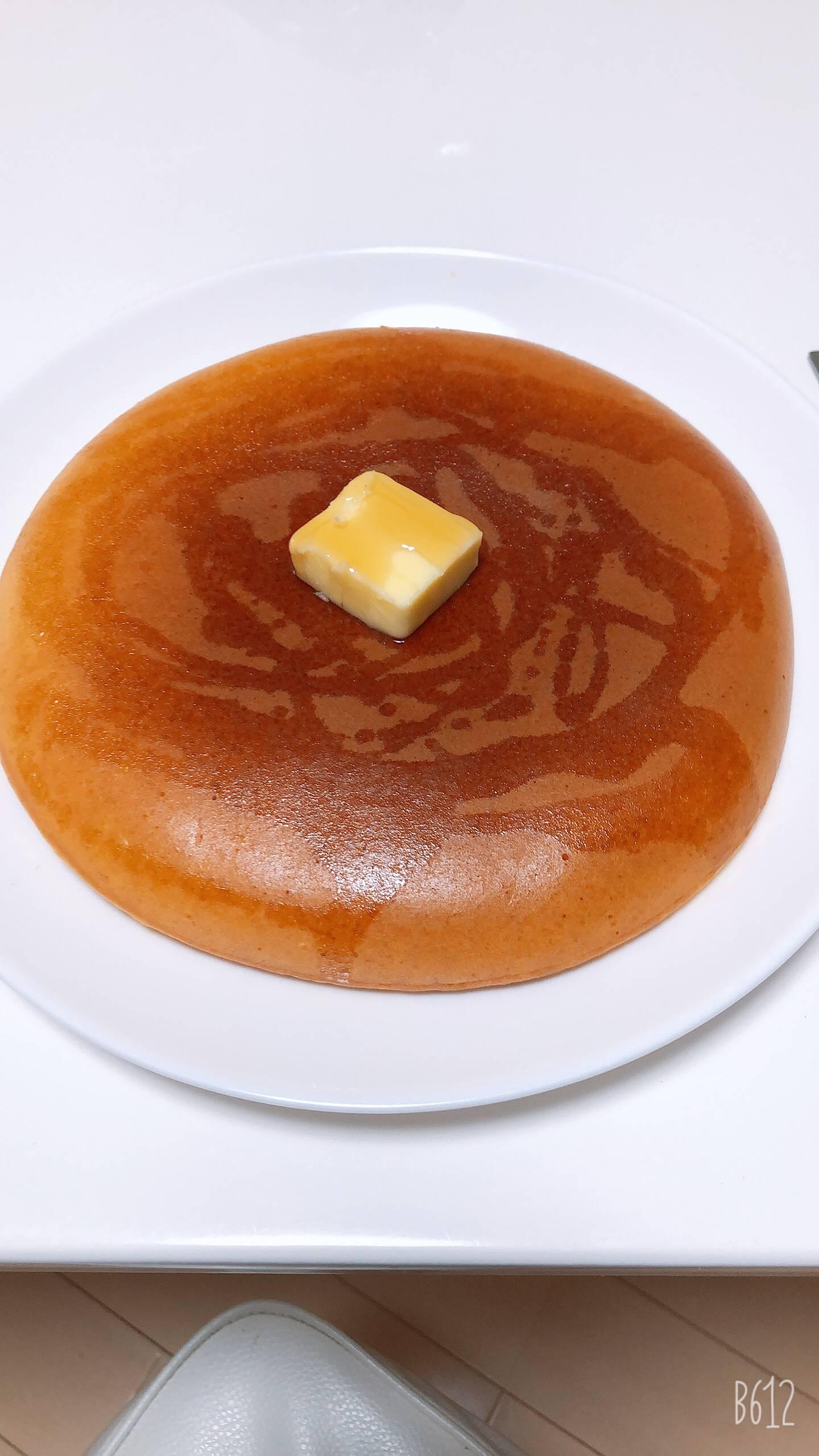 【画像】ホットケーキ作ったから見て