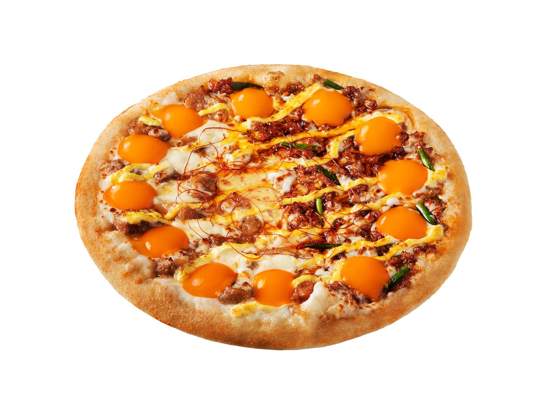 【悲報】ピザハットの『月見ピザ』の理想と現実…