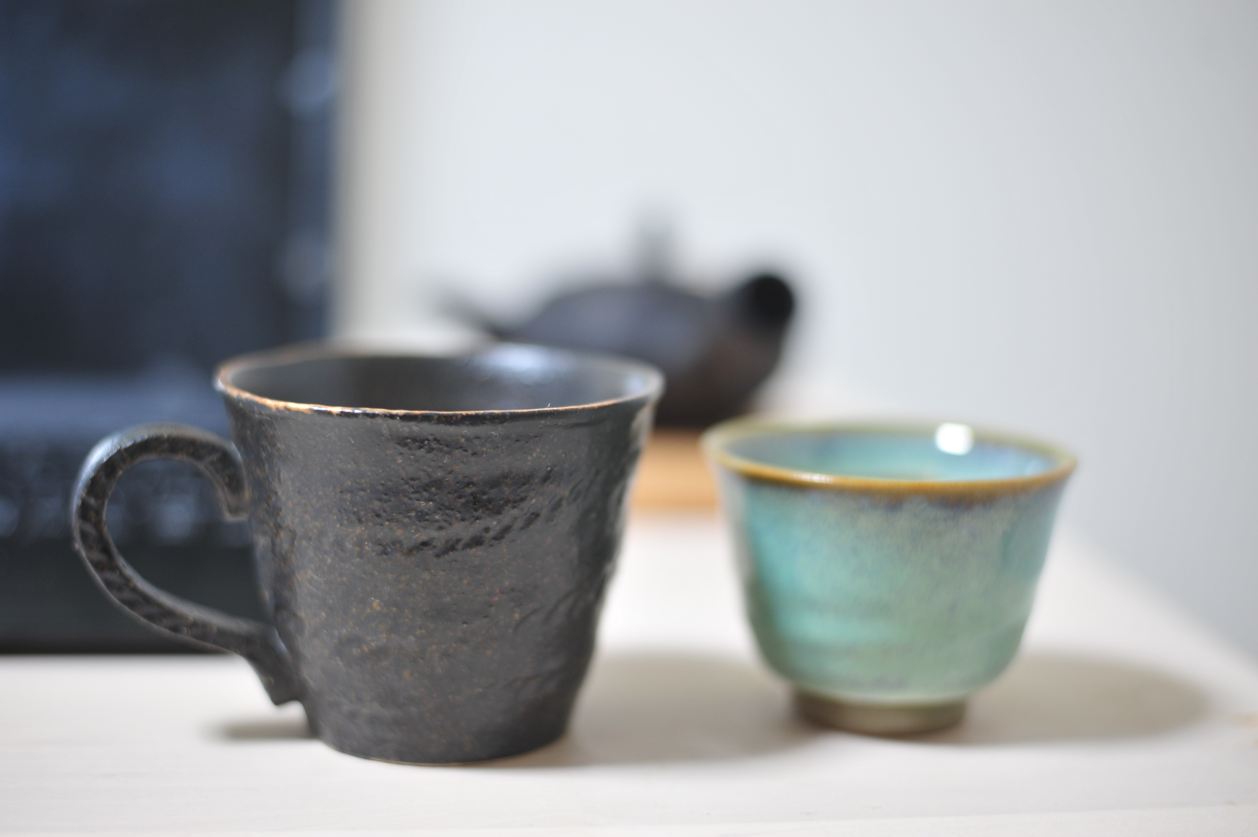 ドリンクやコーヒーを飲む時の器、何使ってる?