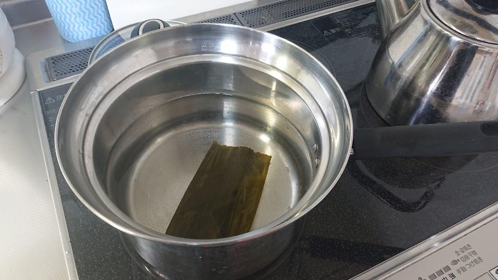 【画像有】昼飯にうどん作る