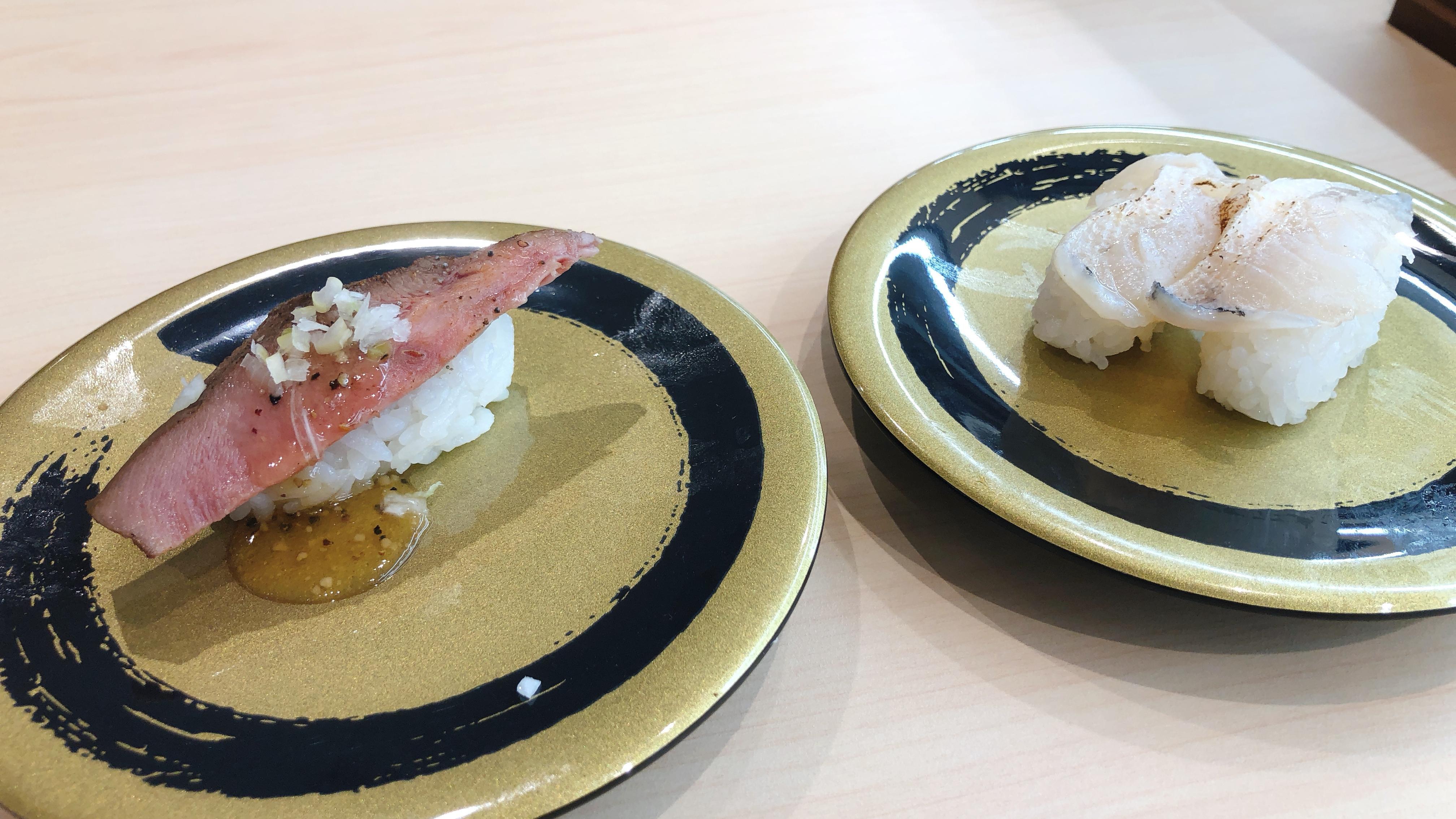 【画像有】はま寿司来たよ