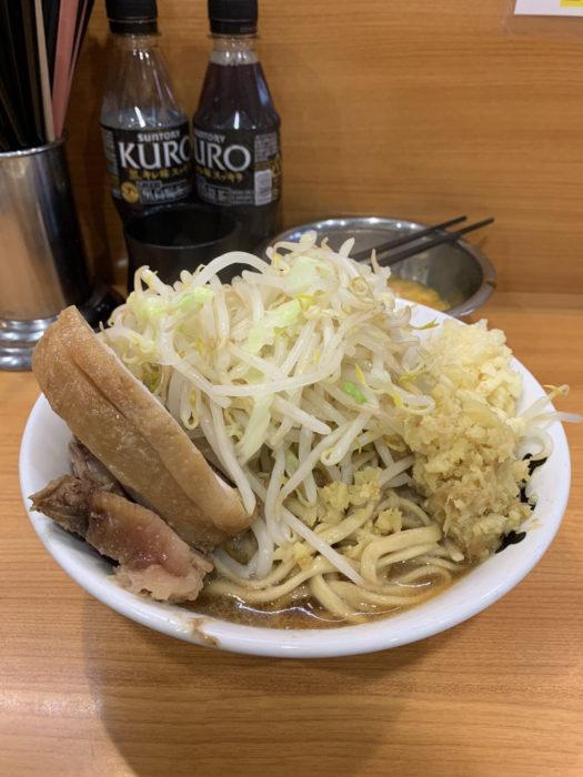 ラーメン二郎行ったけどあれラーメンじゃねえだろ!!