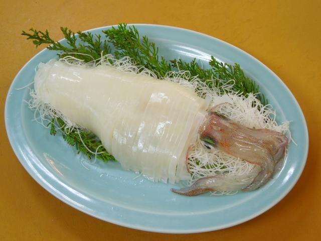 イカの刺身の美味さヤバない?