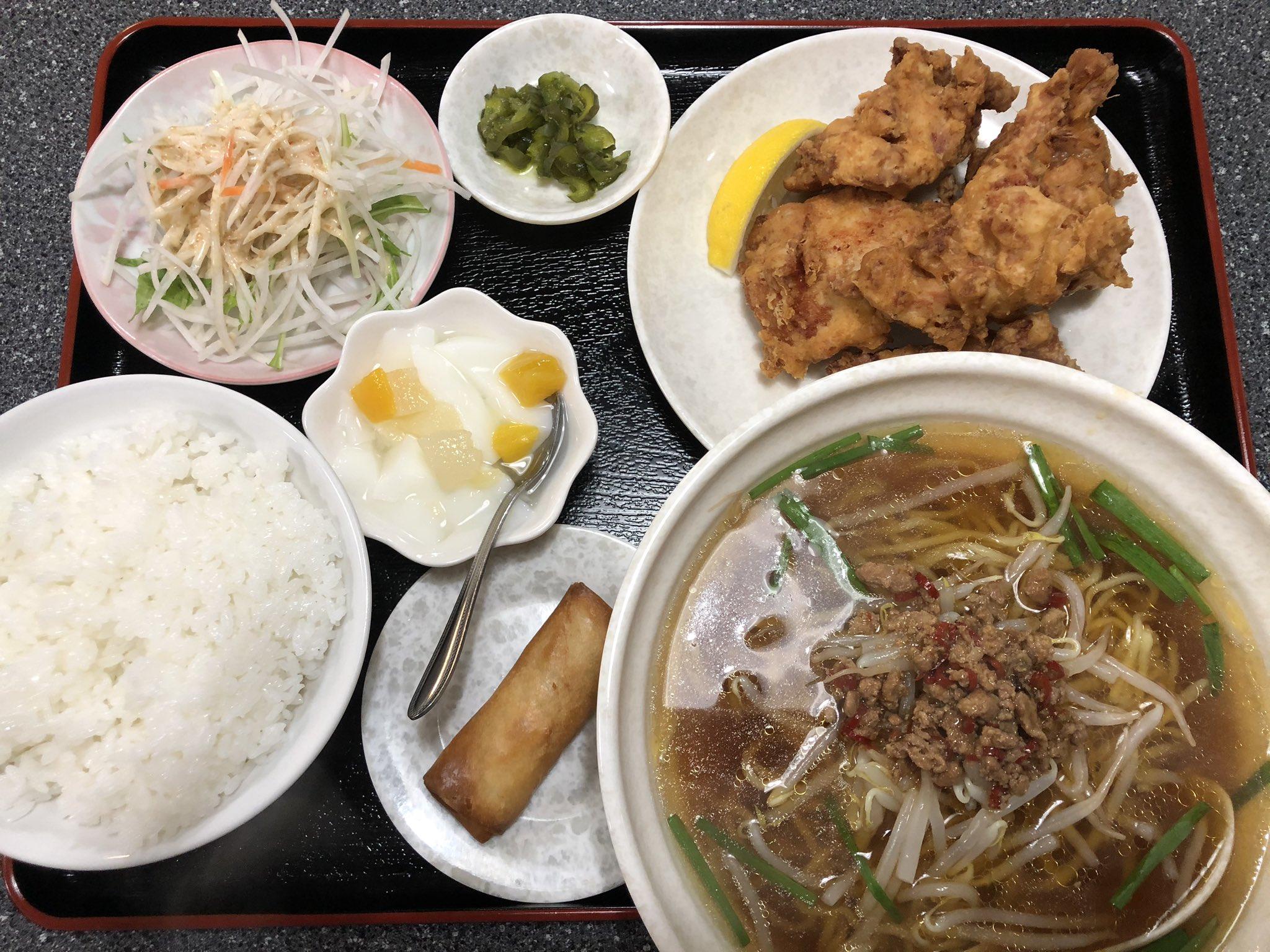 台湾料理屋の定食最高すぎてワロタwwwwww