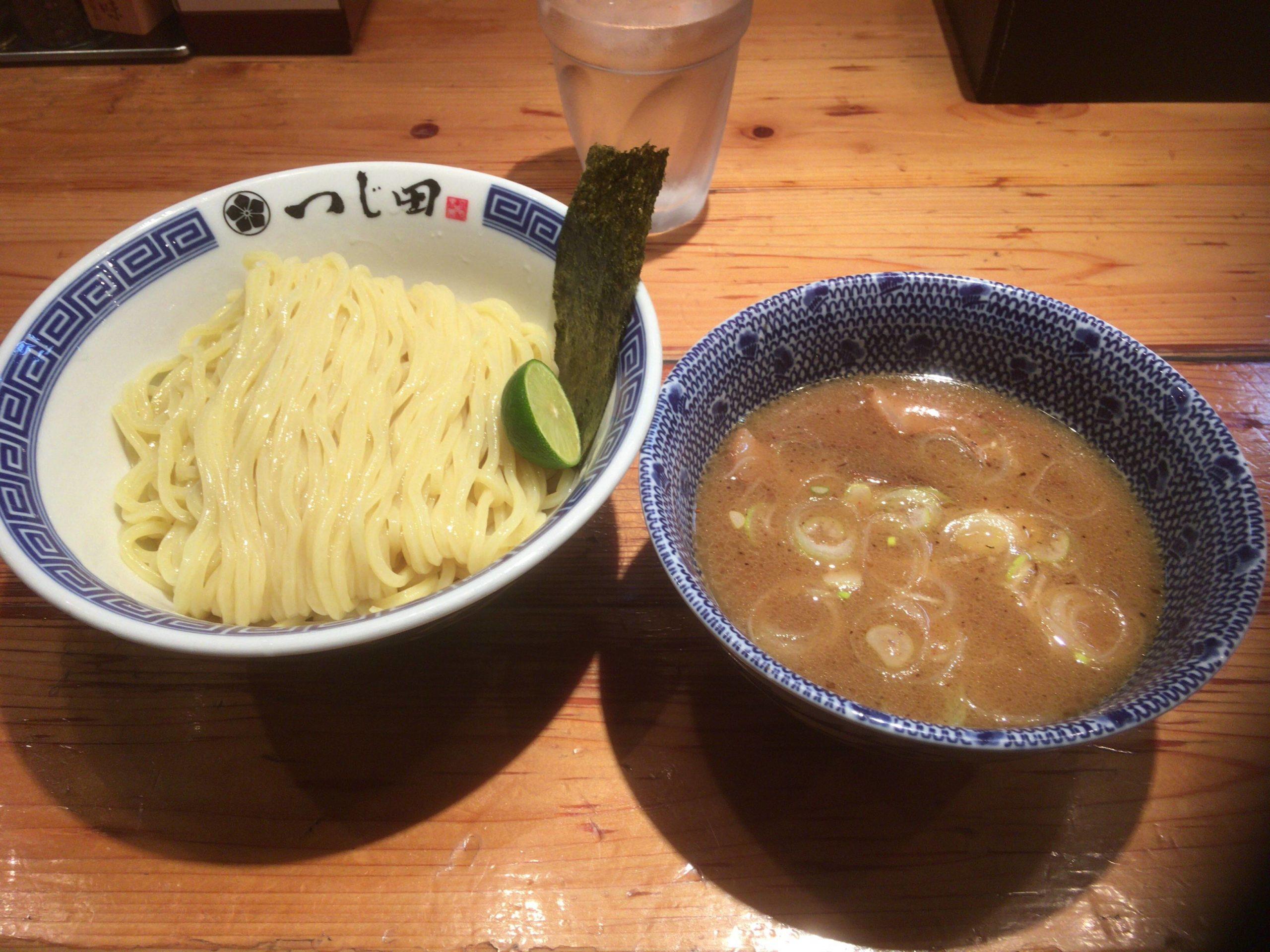【画像有】つけ麺いくぞーつけ麺!!