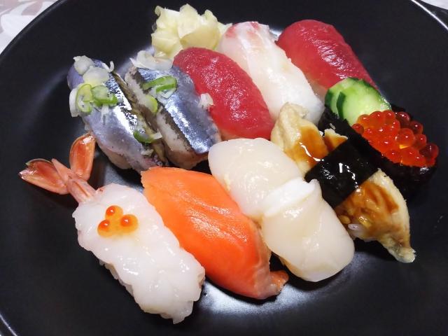 ホリエモン「結局は食材が美味ければ、寿司は美味いんだよ」