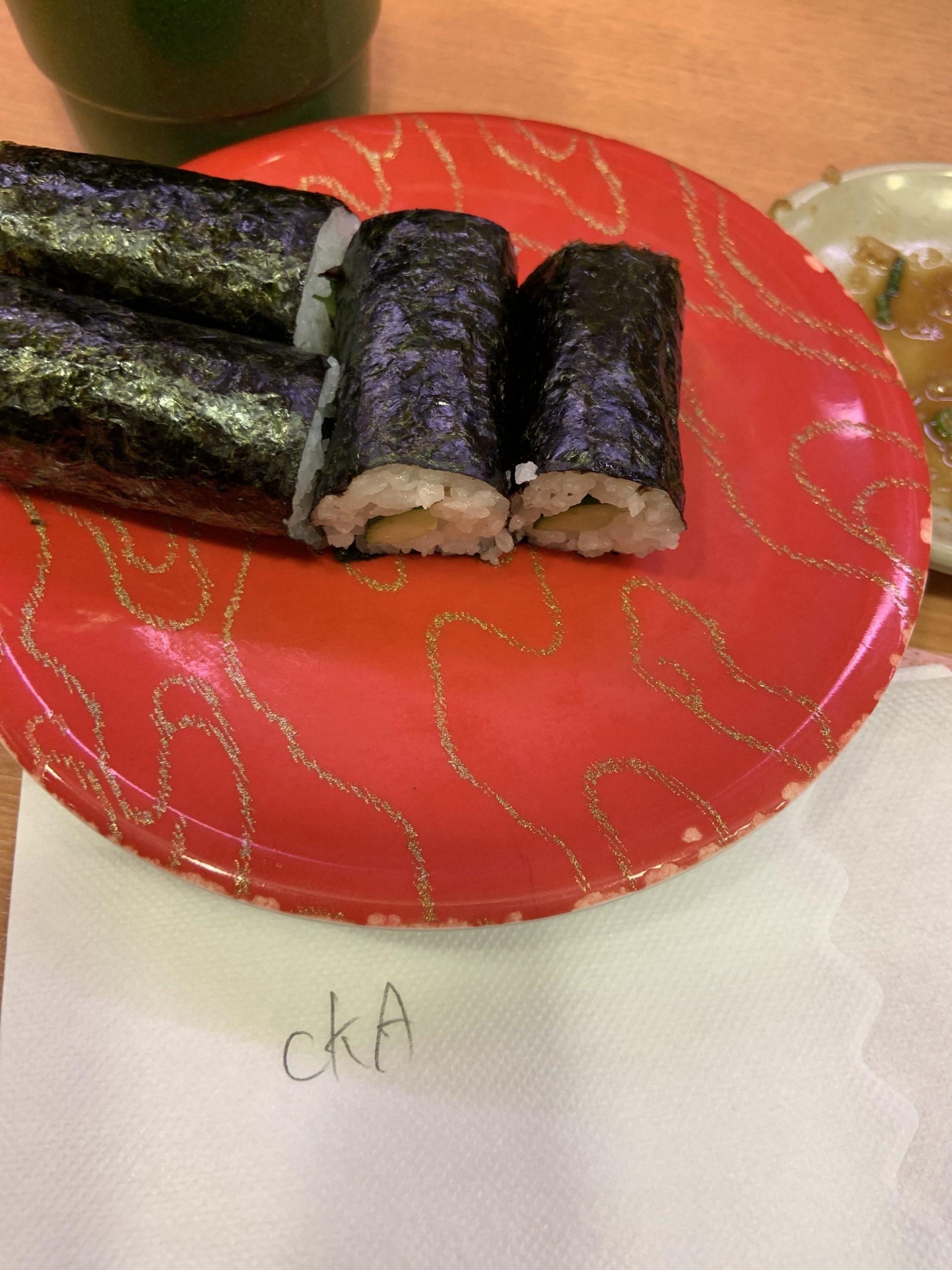 【画像有】回転寿司に来たので>>5を頼む