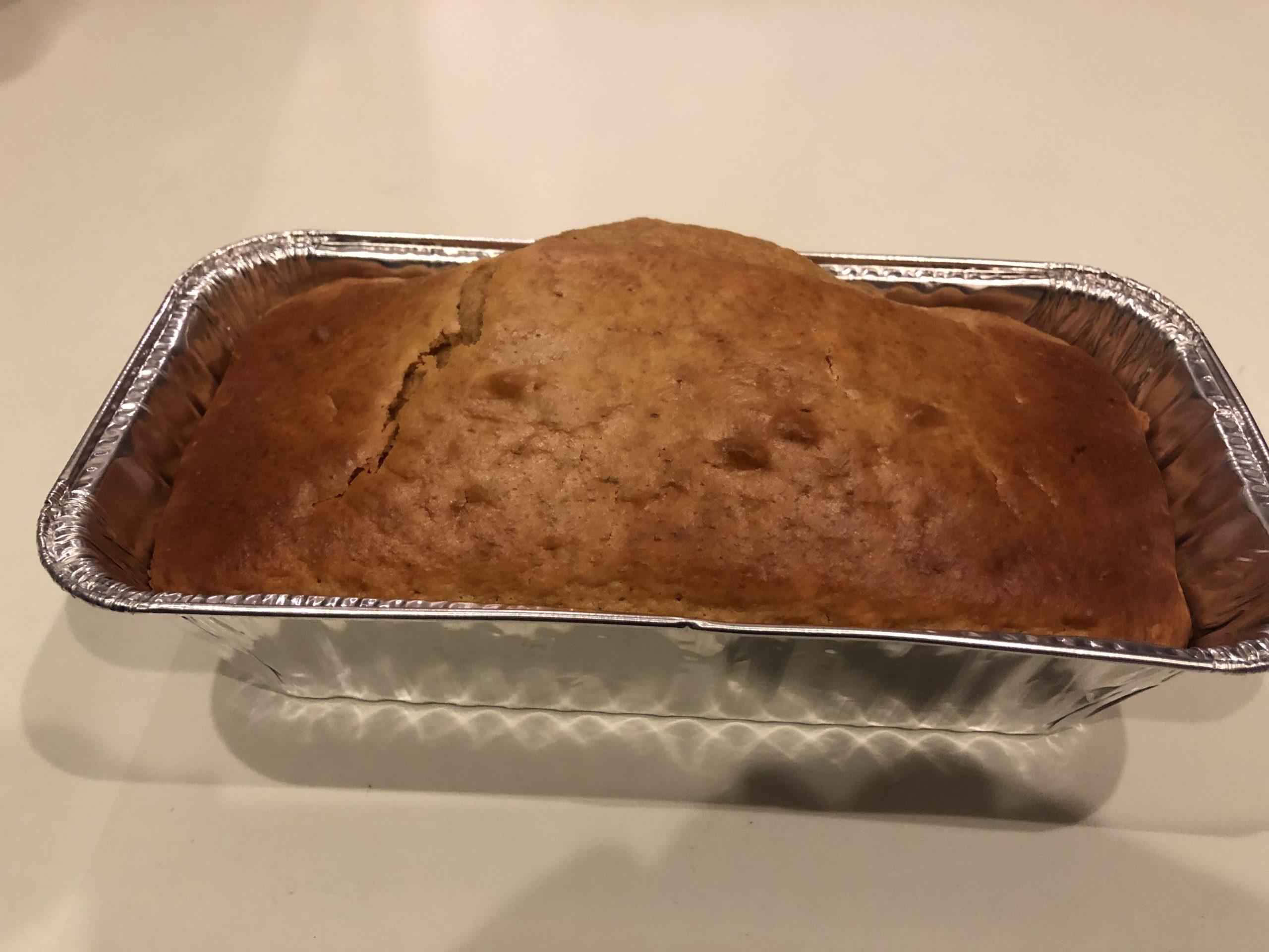 パウンドケーキを作るので何味か決めてくれ