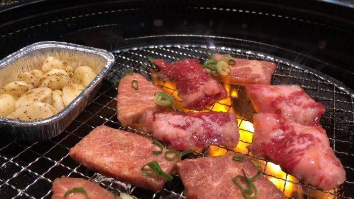 【焼肉】炭火焼肉を食べに!!!きた!!!!!!!!!