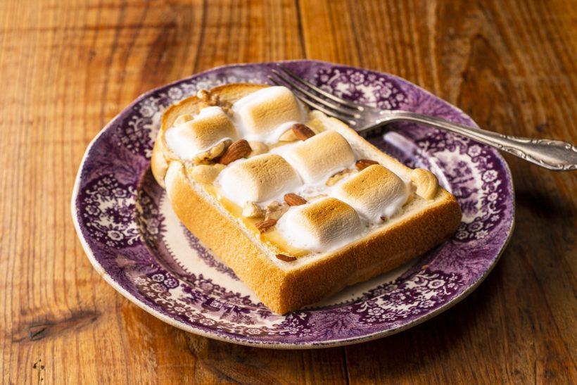 ブルボン(新潟県柏崎市)がパンにのせて焼くだけでトーストを楽しめる食品シートを3月に発売