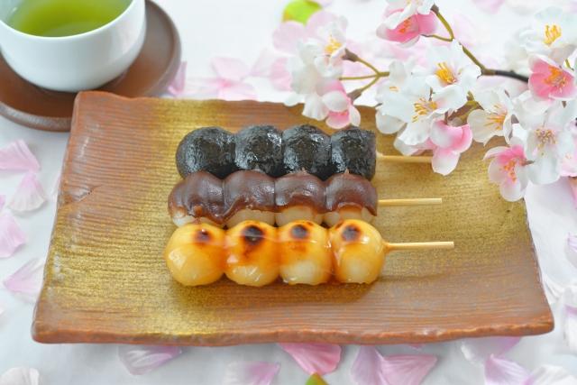 江戸時代の外食産業、「団子や」しかない