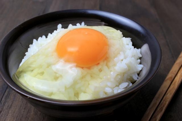 なんだかんだ卵かけご飯が美味いんよ