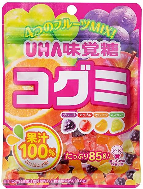 「UHA味覚糖」とかいうファンが俺ひとりしかいないお菓子メーカーwwwwwwwwwwww