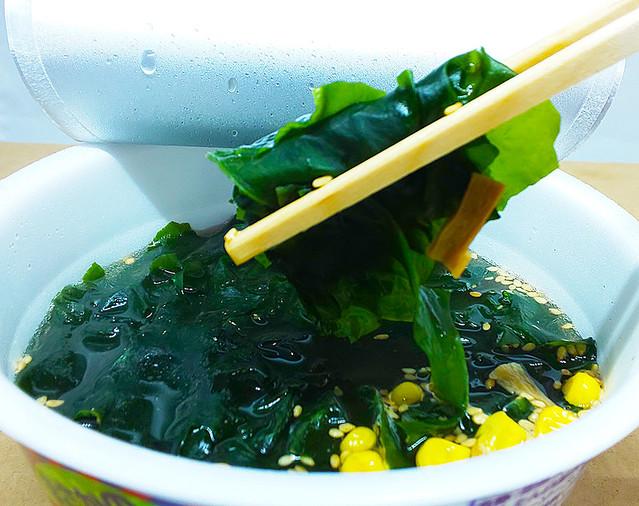 【実食】わかめラーメンの麺抜き「わかめラー」実食レポ 低カロリーだけど満足感あり