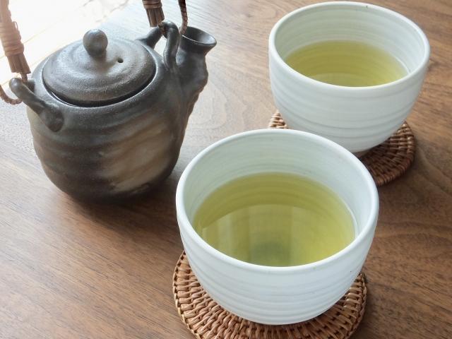 毎朝緑茶飲んでるんだけど緑茶の効果って何がある?