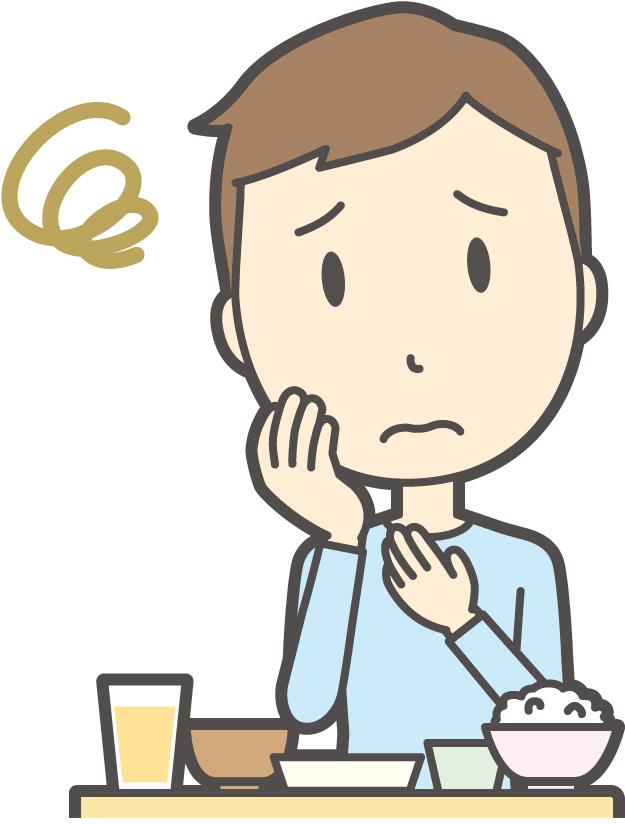 一人暮らしで食べるのがめんどくさくなるのって普通?