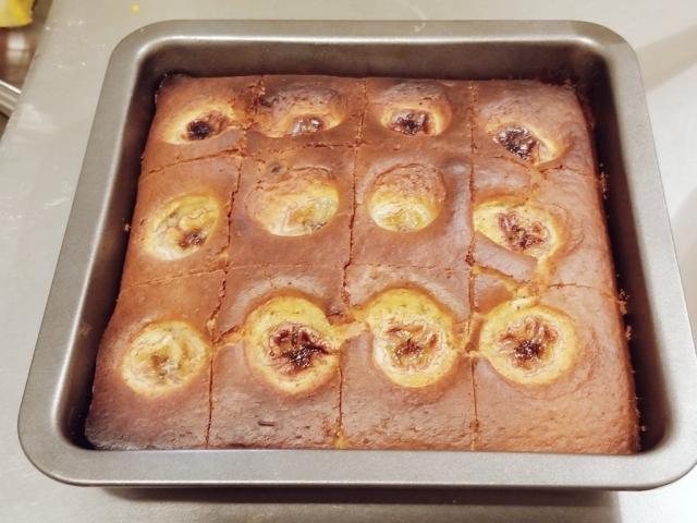 外出自粛で流行中 なぜみんなバナナケーキを焼き始めたのか  [⌒(・×・)⌒★]