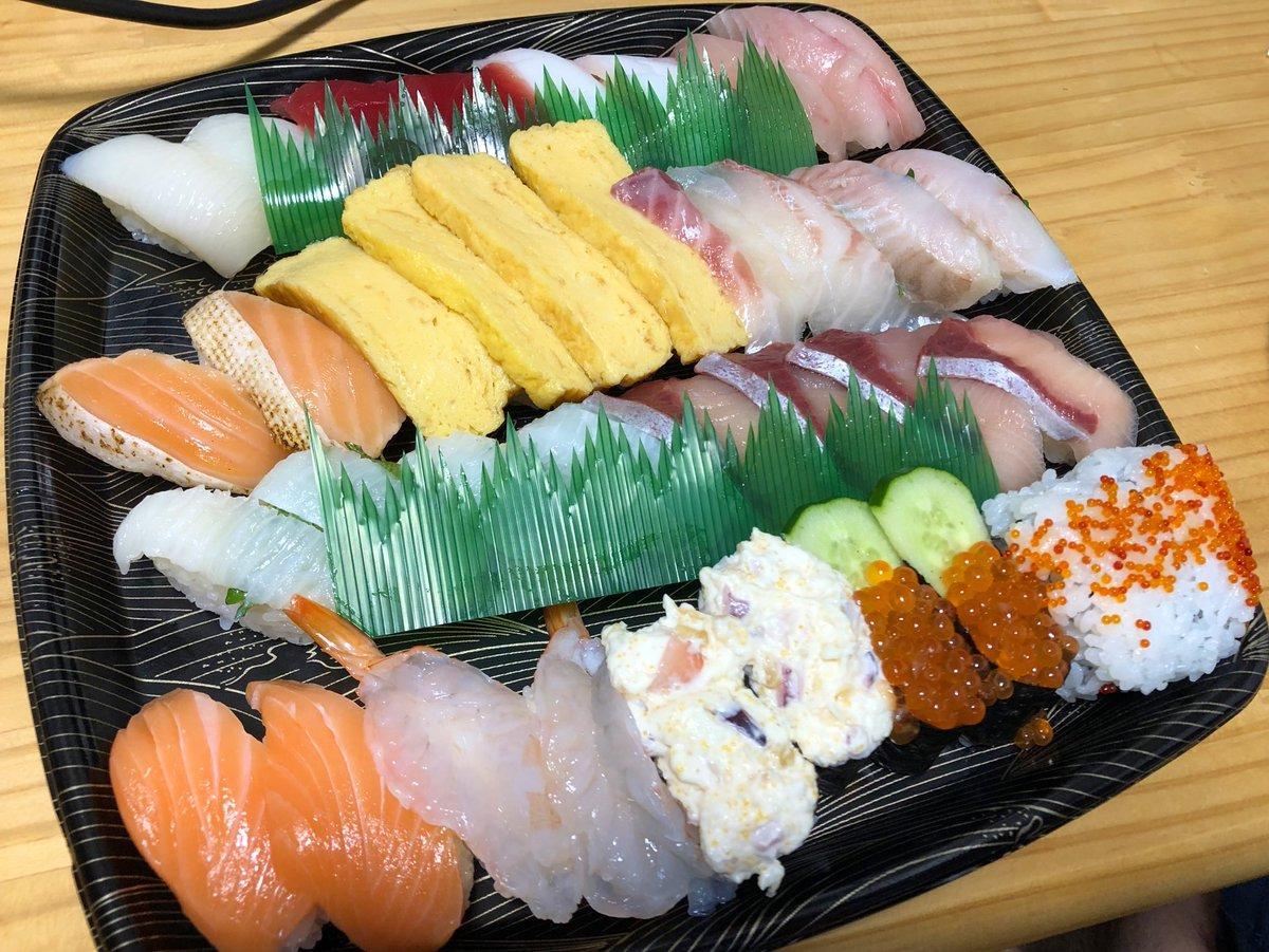 【画像有】スシローのテイクアウト、高級寿司と見分けがつかないと判明