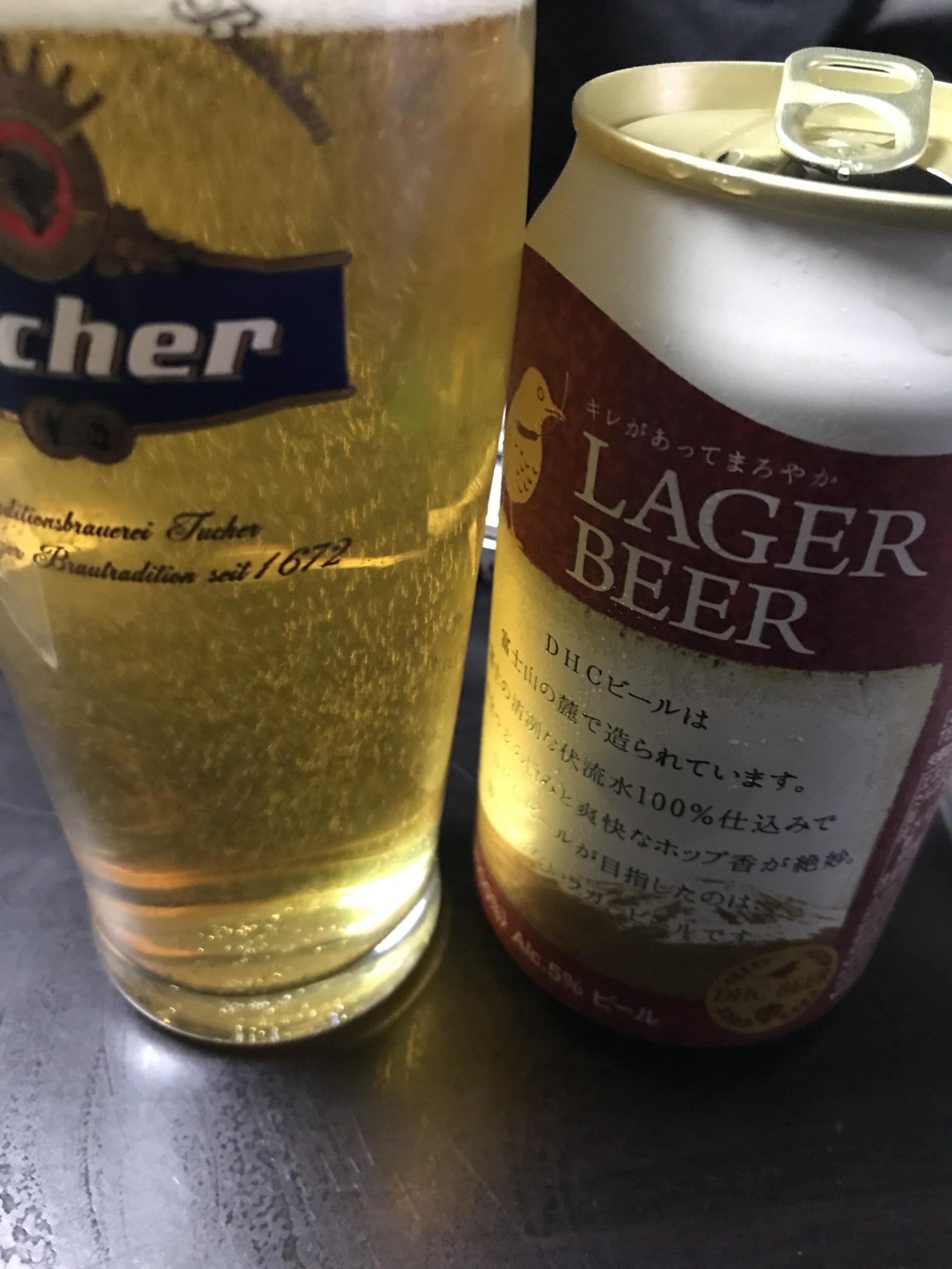 【画像有】朝届いたDHCのビール飲むで