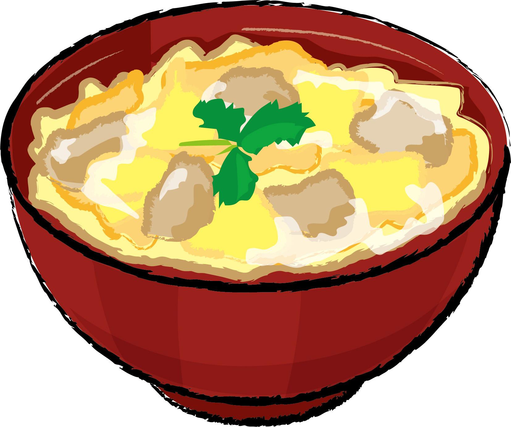 親子丼(安い、美味い、栄養満点、低カロリー)←こいつが丼物業界で天下とれない理由