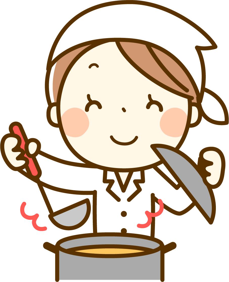 給食のおばちゃん「数百人分の食事を昼までに作るで??」