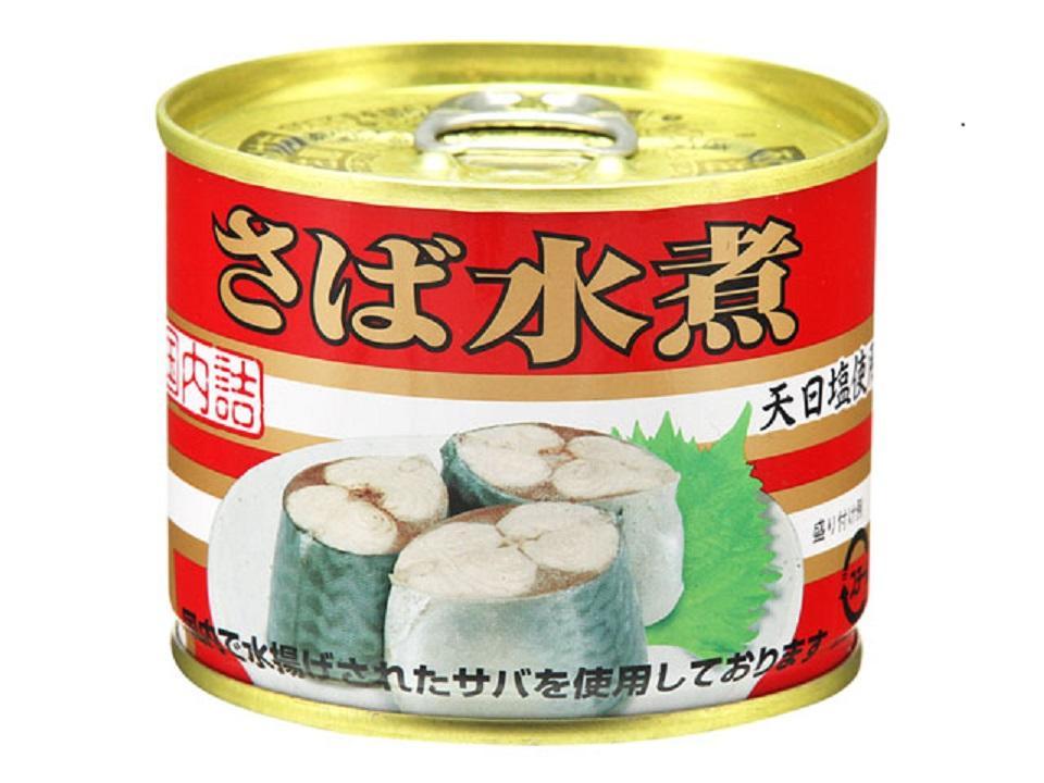 【悲報】サバの水煮が健康に良いってゆってたから食ってみたら味がしなくてまずい