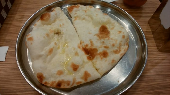 インド料理屋に来たで~
