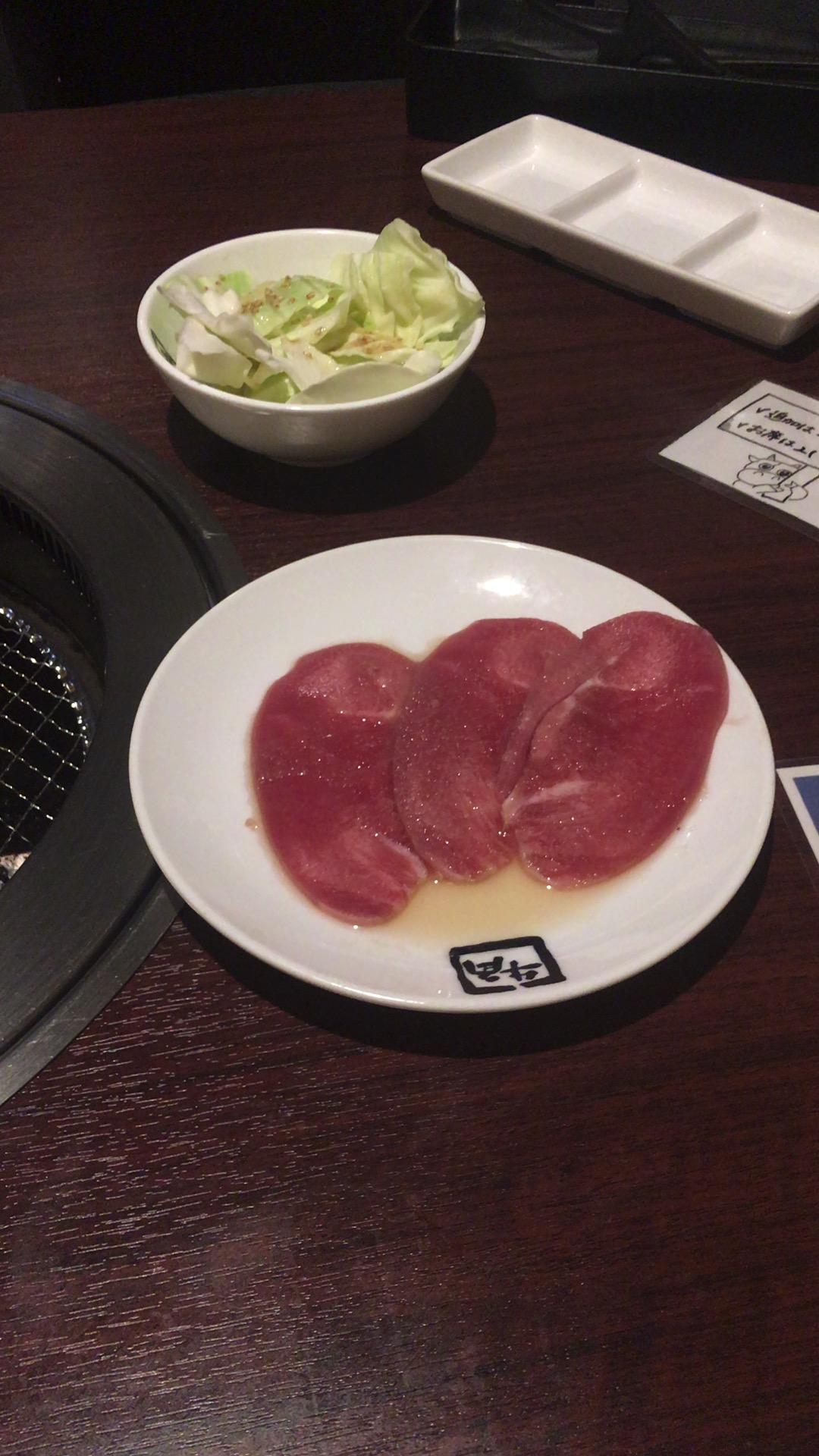 【画像有】牛角に一人焼肉に来たで!!!