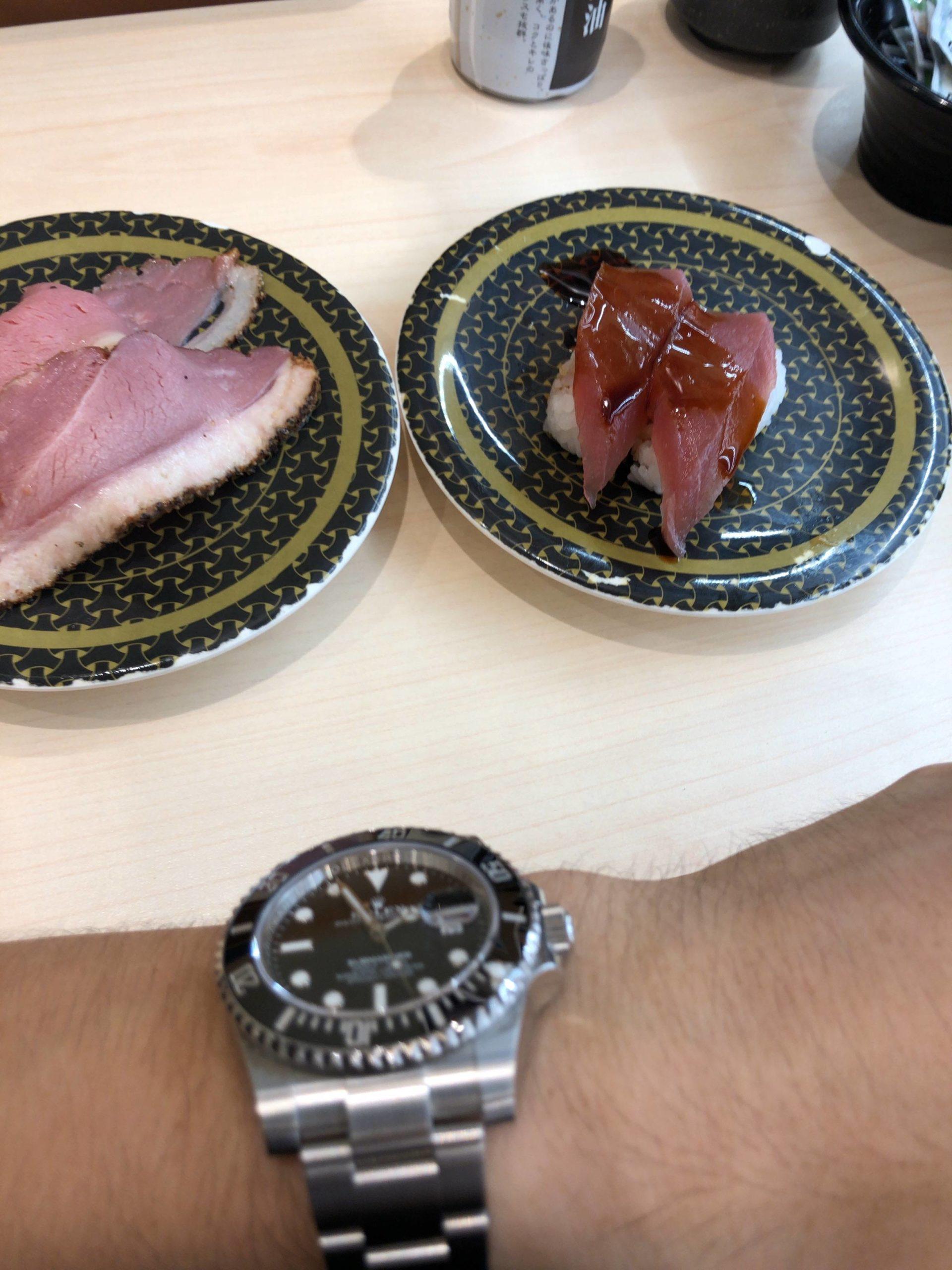 僕、寿司屋で豪遊wwwwwwwwww