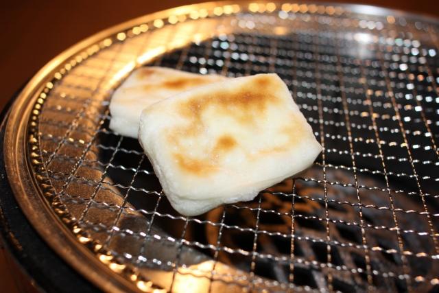 (´・ω・`)お餅何で焼いてる?