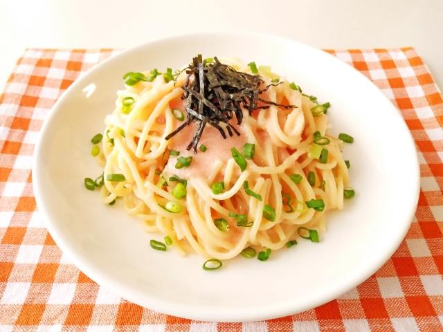 たらこスパゲッティに混ぜたら美味いものオシエテクレスケンス