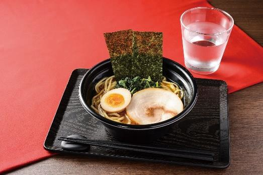 【ローソン】家系ラーメン吉村家監修のホット麺とおにぎりを発売