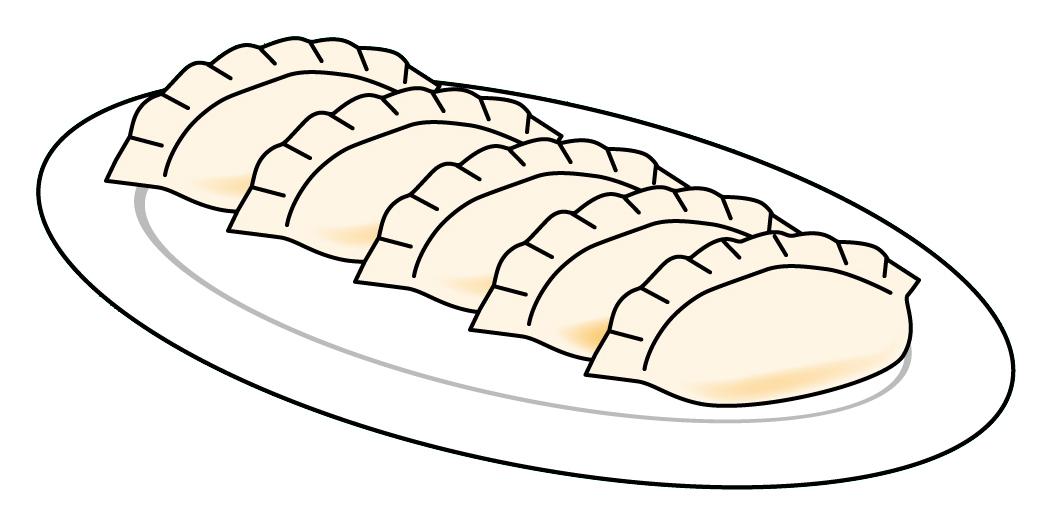 冷凍ぎょうざ焼くのめんどくさいから鍋に入れて水餃子として食べようとしたら