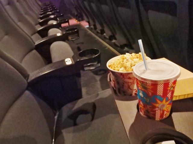 映画館でポップコーン売っとるバイトの者だが...